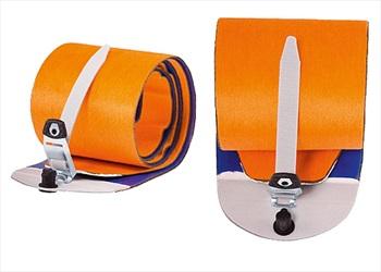 Volkl Universal Vacuum Skins 130mm Ski Touring Skins 130mm Orange