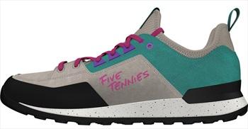 Five Ten, Tennie Mens Walking/Approach Climbing Shoe, UK 11.5 Green