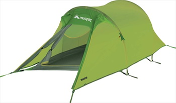Macpac Minaret Lightweight Mountaineering Tent, 2 Person Kiwi