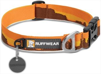 Ruffwear Hoopie Webbing Dog Collar, S Monument Valley