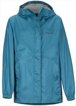 Marmot PreCip Eco Girl's Waterproof Jacket, S Late Night