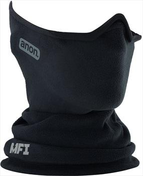 Anon Microfur Neckwarmer MFI Facemask, Black