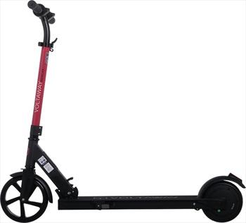 Voltaway Bowler 24/200 Folding Electric Scooter, 24v / 200W Black/Red