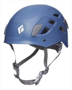 Black Diamond Adult Unisex Half Dome Rock Climbing Helmet, S-M Denim