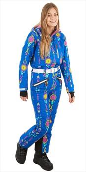 OOSC Snow Suit Women's Snowboard/Ski One Piece, XS Dream Catcher