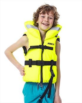 Jobe Comfort Boating CE Kids Buoyancy Vest, XS-S Yellow 2019