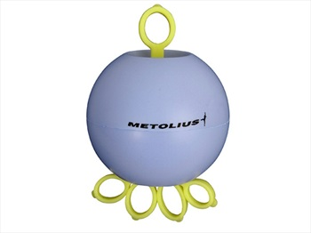 Metolius GripSaver Plus Rock Climbing Training Soft Blue