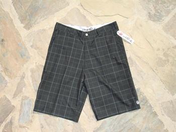 "Liquid Force Fusion Walk Shorts 34"" / 86cm Waist Black"