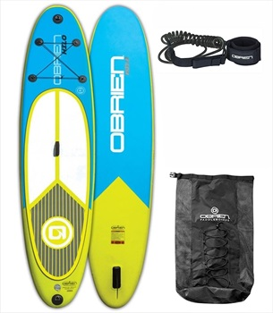 "O'Brien Hilo ISUP Paddleboard Bag and FREE Leash, 10'6"" Blue 2020"