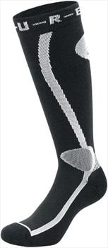 Picture Adult Unisex Wooling Snowboard & Ski Socks, M Black