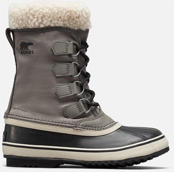 Sorel Winter Carnival Women's Snow Boots, UK 6.5 Quarry/Black