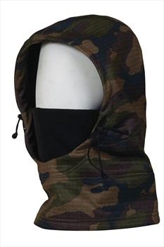 686 Patriot Bonded Ski/Snowboard Hood, One Size Dark Camo