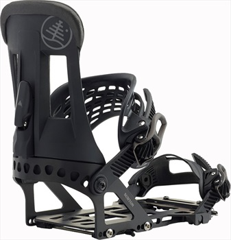 Burton Hitchhiker Splitboard Snowboard Bindings, Large Black 2020
