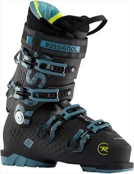 Rossignol Alltrack 110 Ski Boots, 27/27.5 Black/Steel Blue 2020