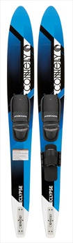 "Connelly Eclypse Combo Waterskis, 67"" / 170cm Blue"