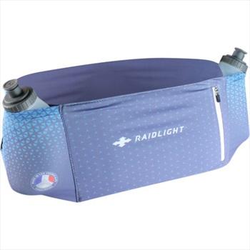 Raidlight Stretch Raider Runner's Waist Belt / Bum Bag, L Dark Blue