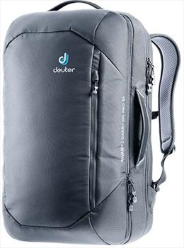 Deuter Aviant Carry On Pro 36 Travel Backpack, 36L Black