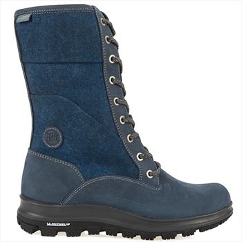 Hanwag Saisa High Lady ES Winter Boots, UK 4 Light Navy/Asphalt