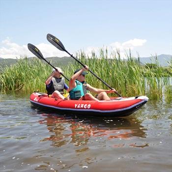 Z PRO Tango Inflatable Canoe Kayak