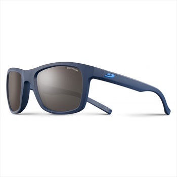 Julbo Beach SP3+ Polycarbonate Sunglasses, Matt Blue