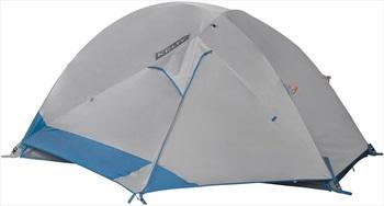 Kelty Night Owl 3 Tent Camping & Hiking Tent, 3 Man Grey/Blue