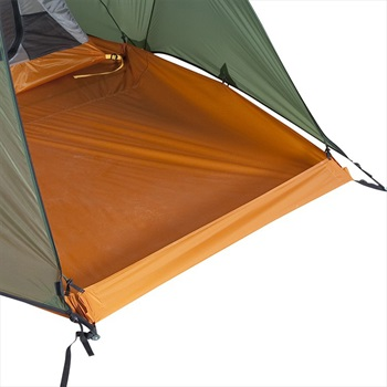 Nigor Great Auk 2 Footprint Lightweight Tent Groundsheet, Burnt Orange
