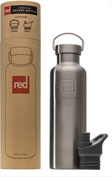 Red Original Insulated Drinks Bottle Water Bottle Thermal Flask, 750ml