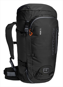 Ortovox Peak 35 Climbing & Mountaineering Pack, 35L Black Raven
