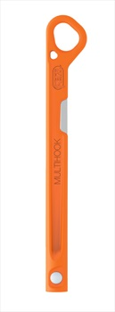 Petzl Multihook Ice Screw Accessory Tool, OS Orange