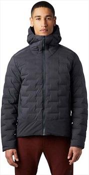 Mountain Hardwear Super/DS Climb Insulated Jacket, L Dark Storm