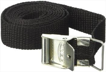 Coghlan's Arno Strap 2 Pack Tie Down Strap, 90cm Black