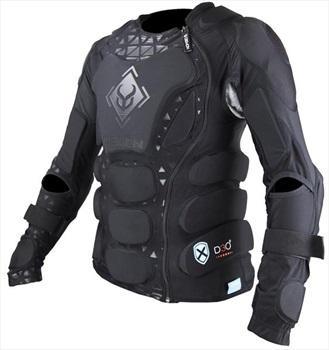 Demon Flex Force X D3O Womens V3 Protective Body Armour Top, S Black