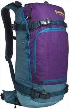 Amplifi Backcountry Ski Snowboard Backpack, 21L Ultraviolet