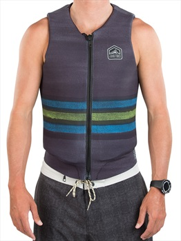 Liquid Force Enigma Comp Impact Vest, S Stripe