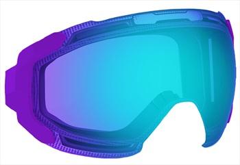 Bern Jackson Ski/Snowboard Goggles Spare Lens, One Size, Green/Blue