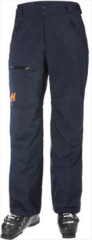 Helly Hansen Sogn Cargo Pants Ski/Snowboard Salopettes L Navy