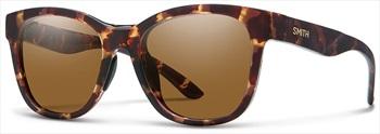Smith Caper Brown Women's Sunglasses, Matte Tortoise