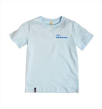 DMM Climb Now Homework Later Kids Rock Climbing T-Shirt, 7-8 Light
