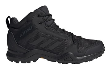Adidas Terrex AX3 Mid GTX Men's Hiking Boots, UK 8.5 Core Black