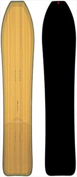 Gentemstick Drifter Flat Camber Snowboard, 2021