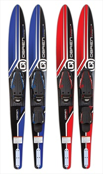 "O'Brien Celebrity Performance Combo Waterski, 68"" / 172cm Red 2020"