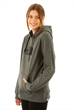 The North Face Drew Peak Pullover Women's Hoodie, L Grey Heather