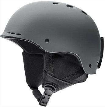 Smith Adult Unisex Holt Snowboard/Ski Helmet, S Matte Charcoal 2020