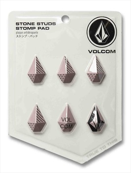 Volcom Stone Studs Snowboard Stomp Pad Traction Mat Purple Haze