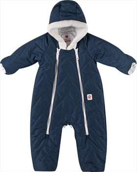 Reima Nalle Overall Sleeping Bag One-Piece Snow Suit, 3-6m Blue