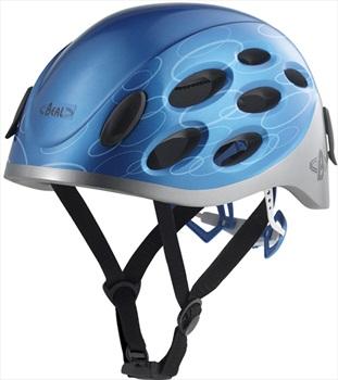 Beal Atlantis Rock Climbing Helmet, 56-61cm, Blue