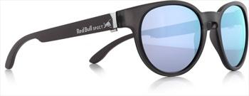 Red Bull Spect Wing 4 Smoke Polarised Sunglasses, Matte Dark Grey