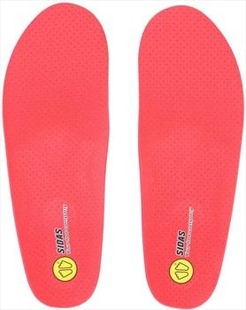 Sidas Winter Custom Ski Boot Insoles, XXL Red