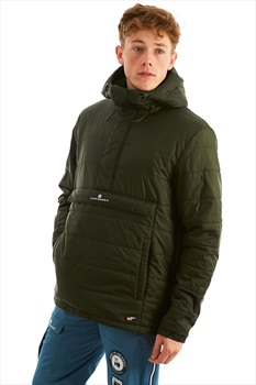 Amundsen Two Hummock Insulated Pullover Anorak, L Earth