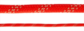 Edelweiss Oxygen 2 Unicore Rock Climbing Rope, 8.2mm X 70m Red